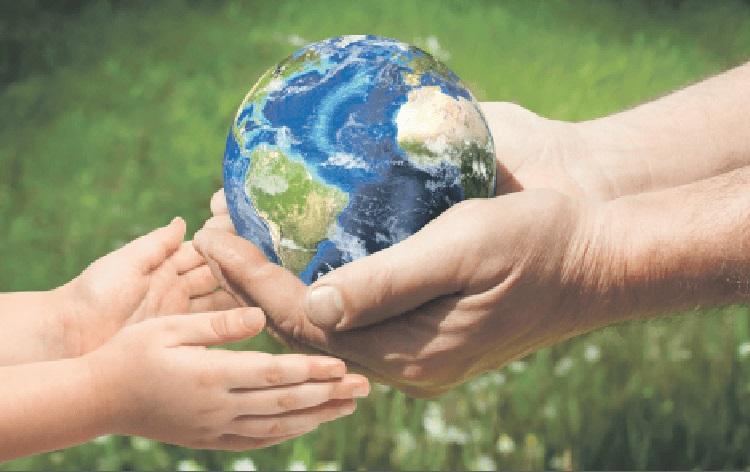 Dag van de Aarde: Verbeter de wereld, begin bij jezelf