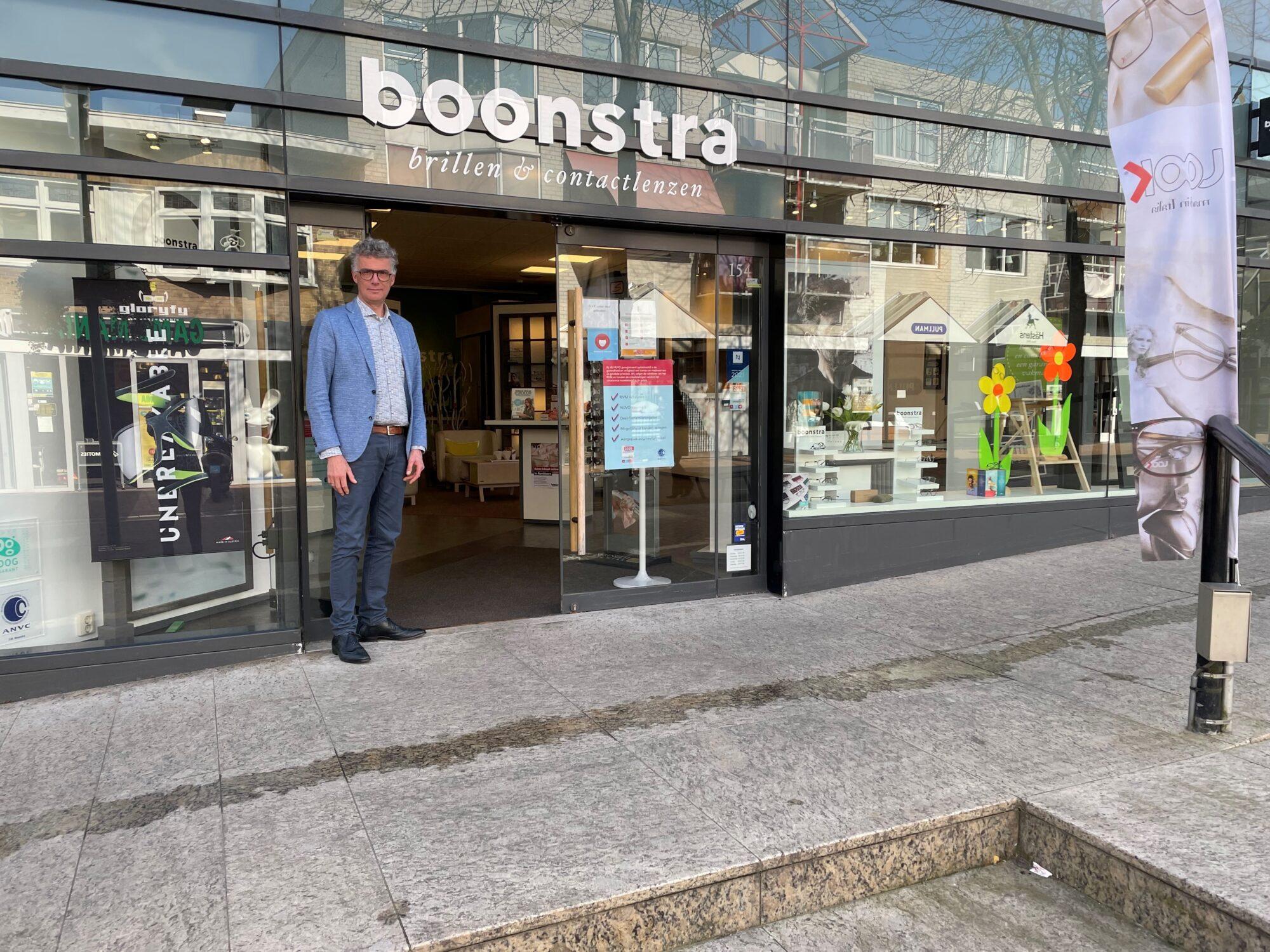 Boonstra Brillen & Contactlenzen al meer dan 75 jaar een begrip in Apeldoorn