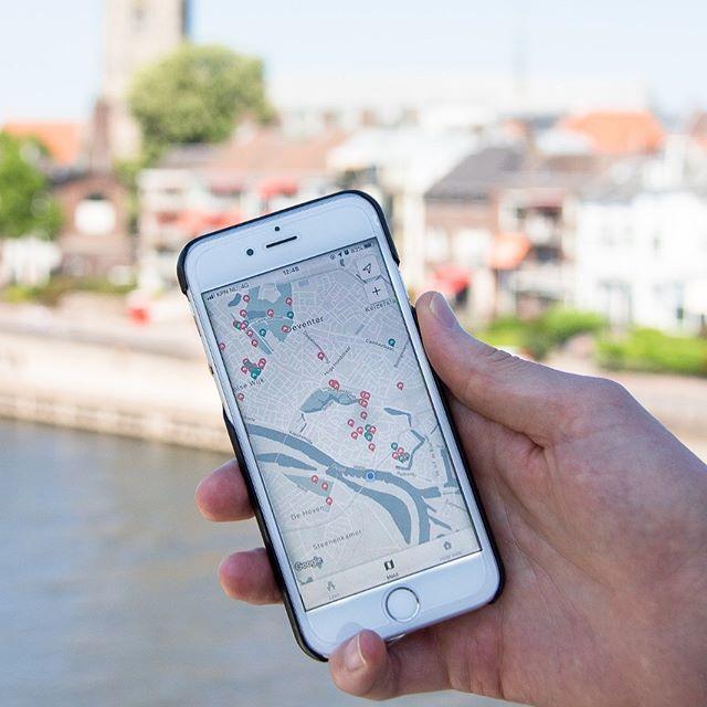 App eikenprocessierups nu voor heel Nederland én gemeenten