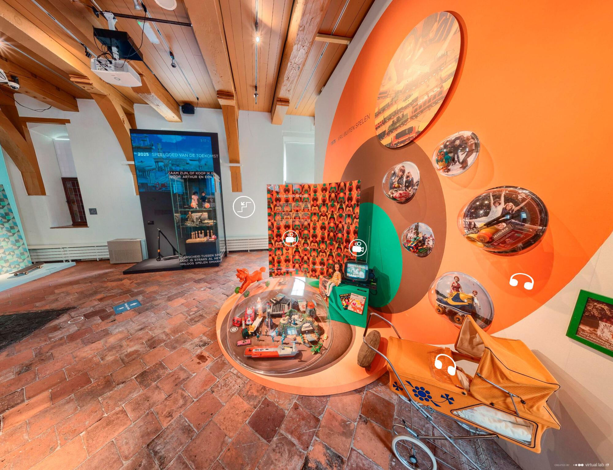 Museum De Waag lanceert nieuwe virtual reality tour