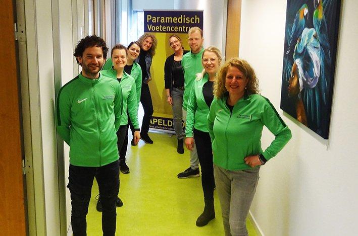 Paramedisch Voetencentrum maakt eind aan pijn bij lopen en bewegen