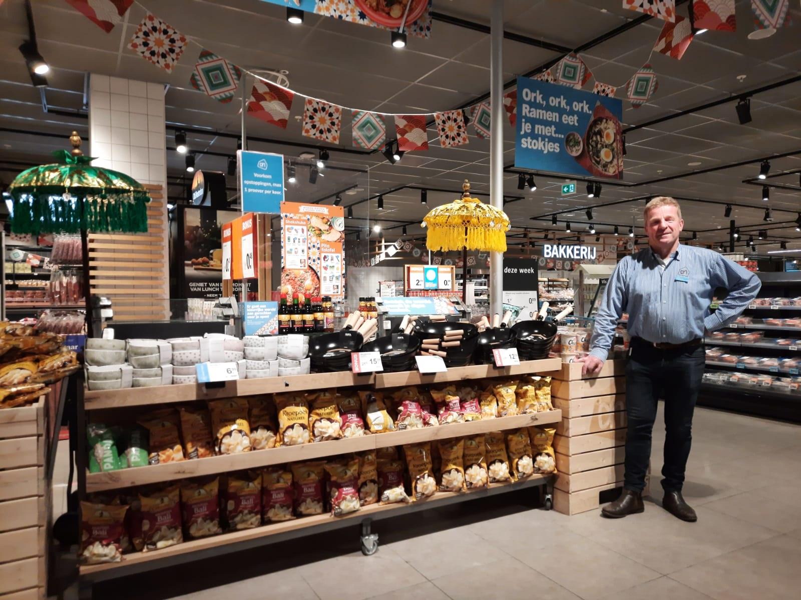 Albert Heijn XL: 'Ervoor zorgen dat de klant zich prettig voelt'