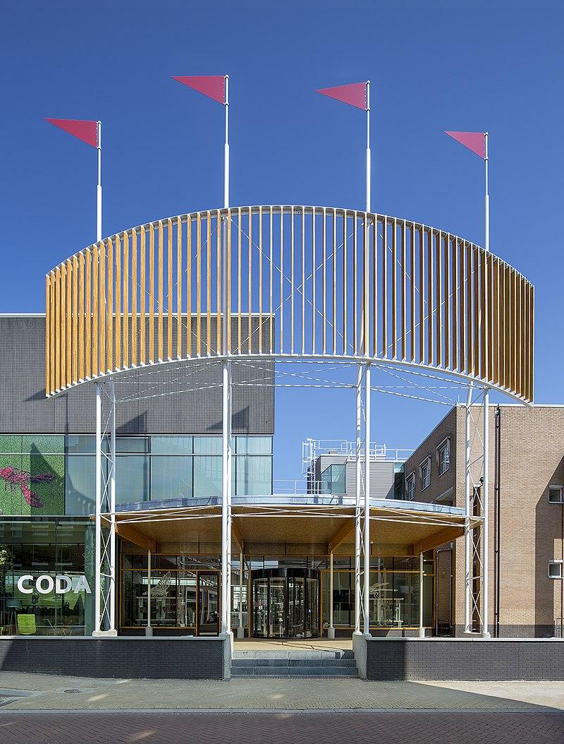 CODA Bibliotheken heropenen deuren
