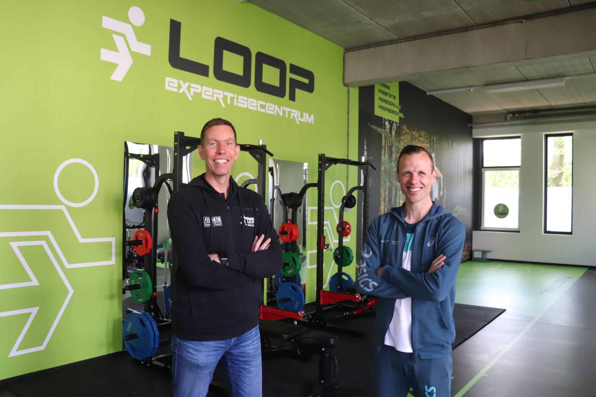 Apeldoornse ondernemers Dennis Licht en Johann de Jong openen expertisecentrum speciaal voor hardlopers
