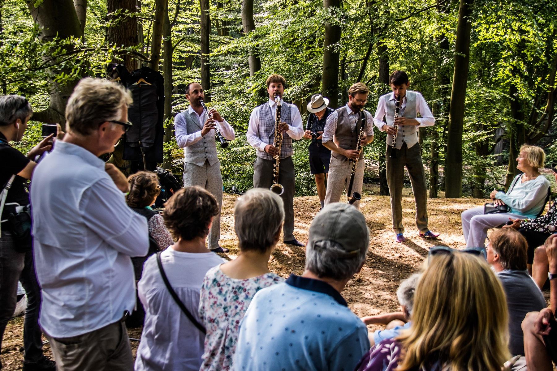 Festival voor klassieke en nieuwe muziek op Landgoed de Haere