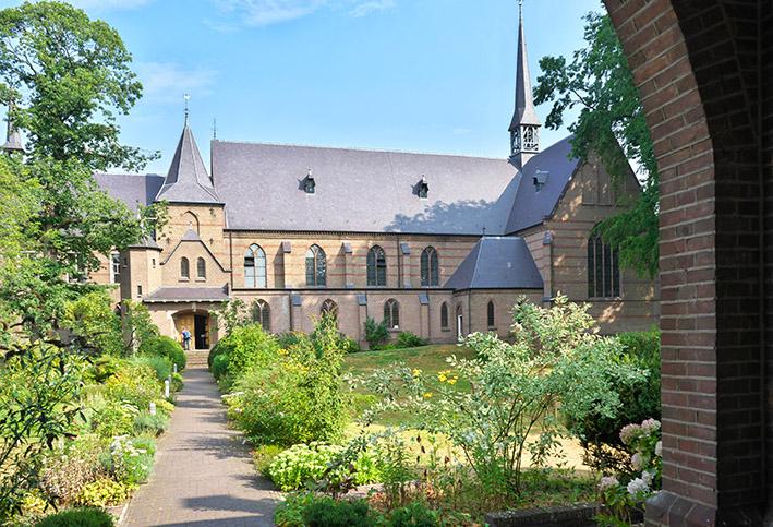 Warmer welkom voor gasten klooster Nieuw Sion