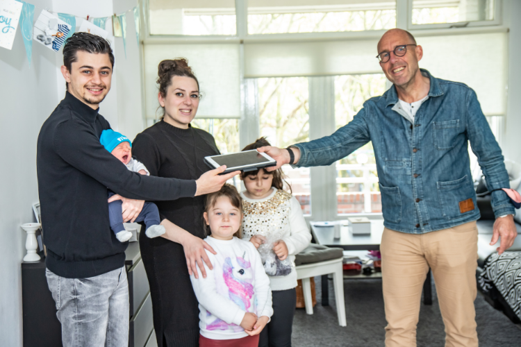 Aangifte van geboorte in Zutphen kan nu ook digitaal