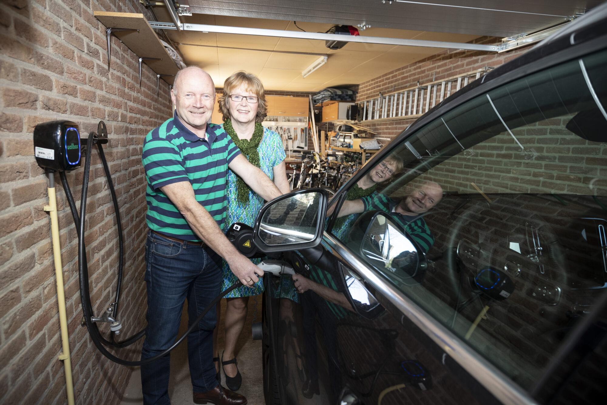Laadcoaches helpen duurzaam elektrisch te rijden