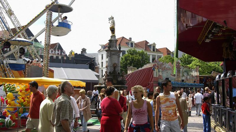 Zomerkermis Deventer wordt eenmalig verplaatst naar herfstvakantie