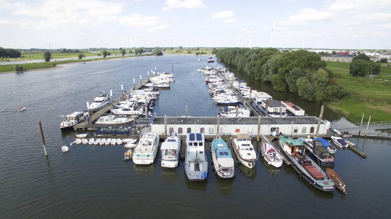 Nieuw havenkantoor impuls voor watersportstad Zutphen
