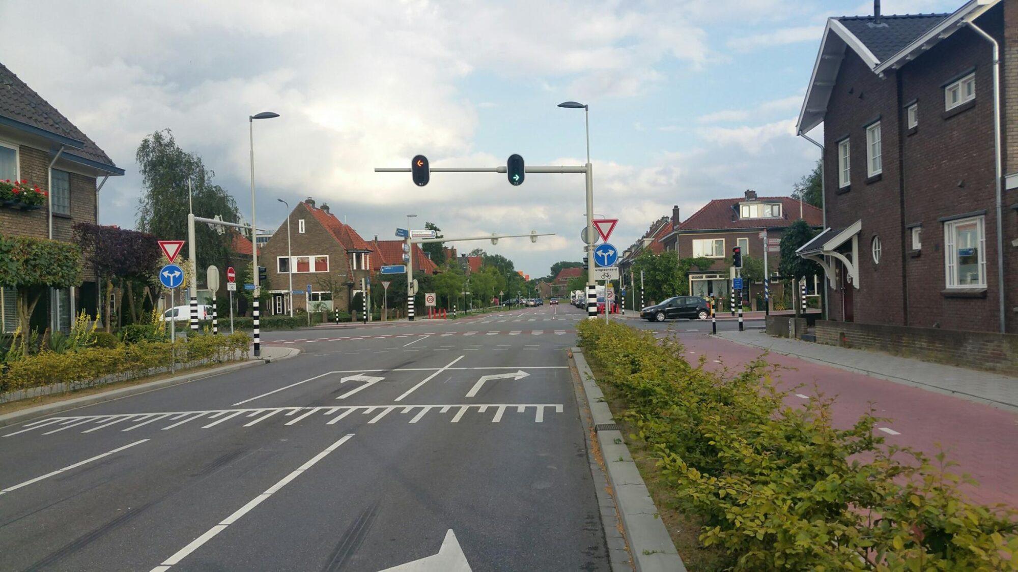 Gemeente Zutphen richt Deventerweg opnieuw in