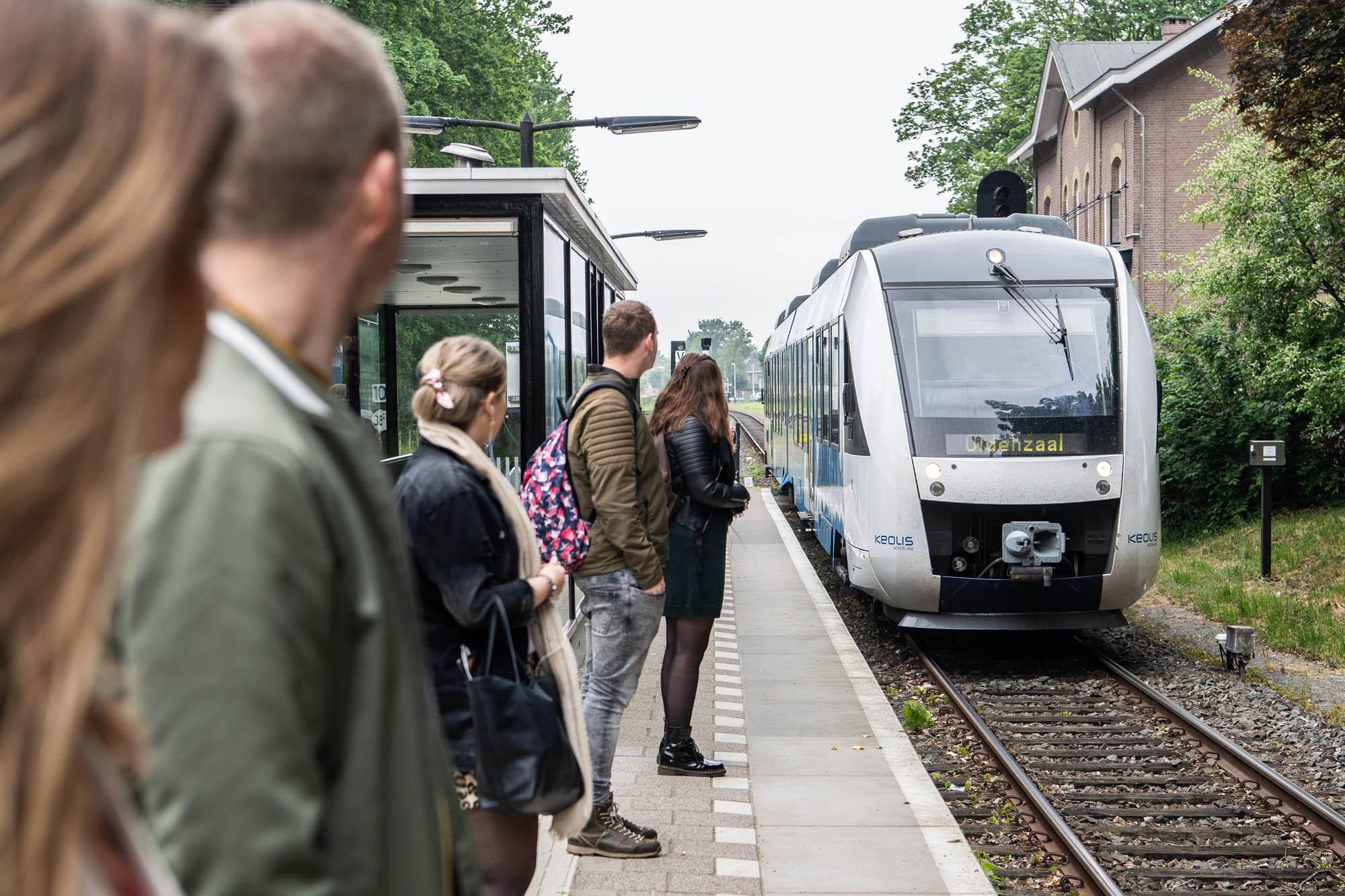 12 tot en met 22 juni: gewijzigd treinverkeer op traject Zutphen-Hengelo