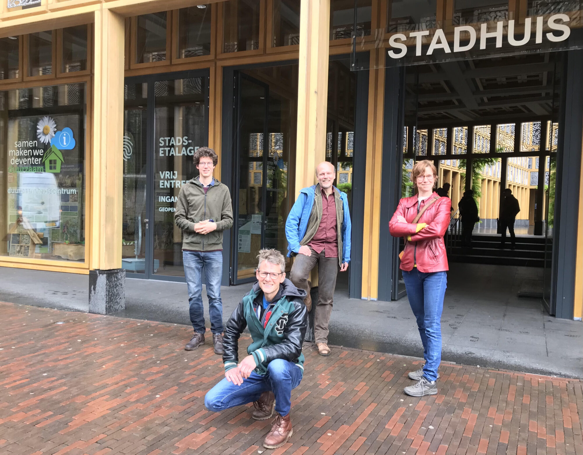 Deventer enthousiast voor een Burgerberaad over klimaat