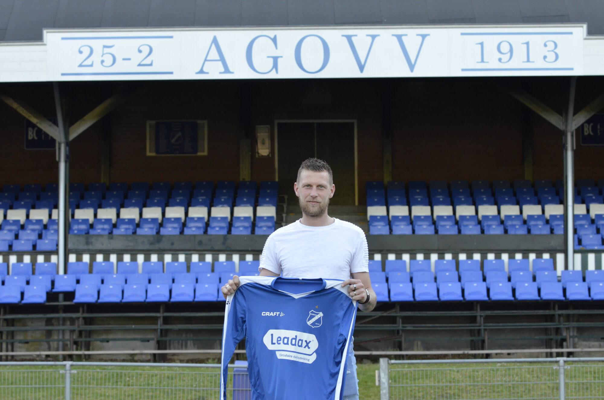 AGOVV versterkt verdediging met Sebastian van Laar
