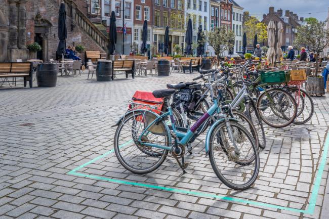 Gemeente Zutphen gestart met test voor nieuwe fietsparkeerplekken in binnenstad