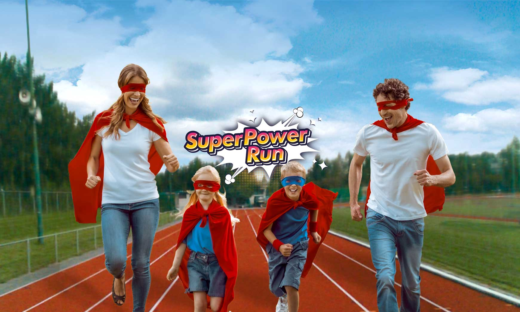 SuperPower Run voor iedereen, met én zonder beperking