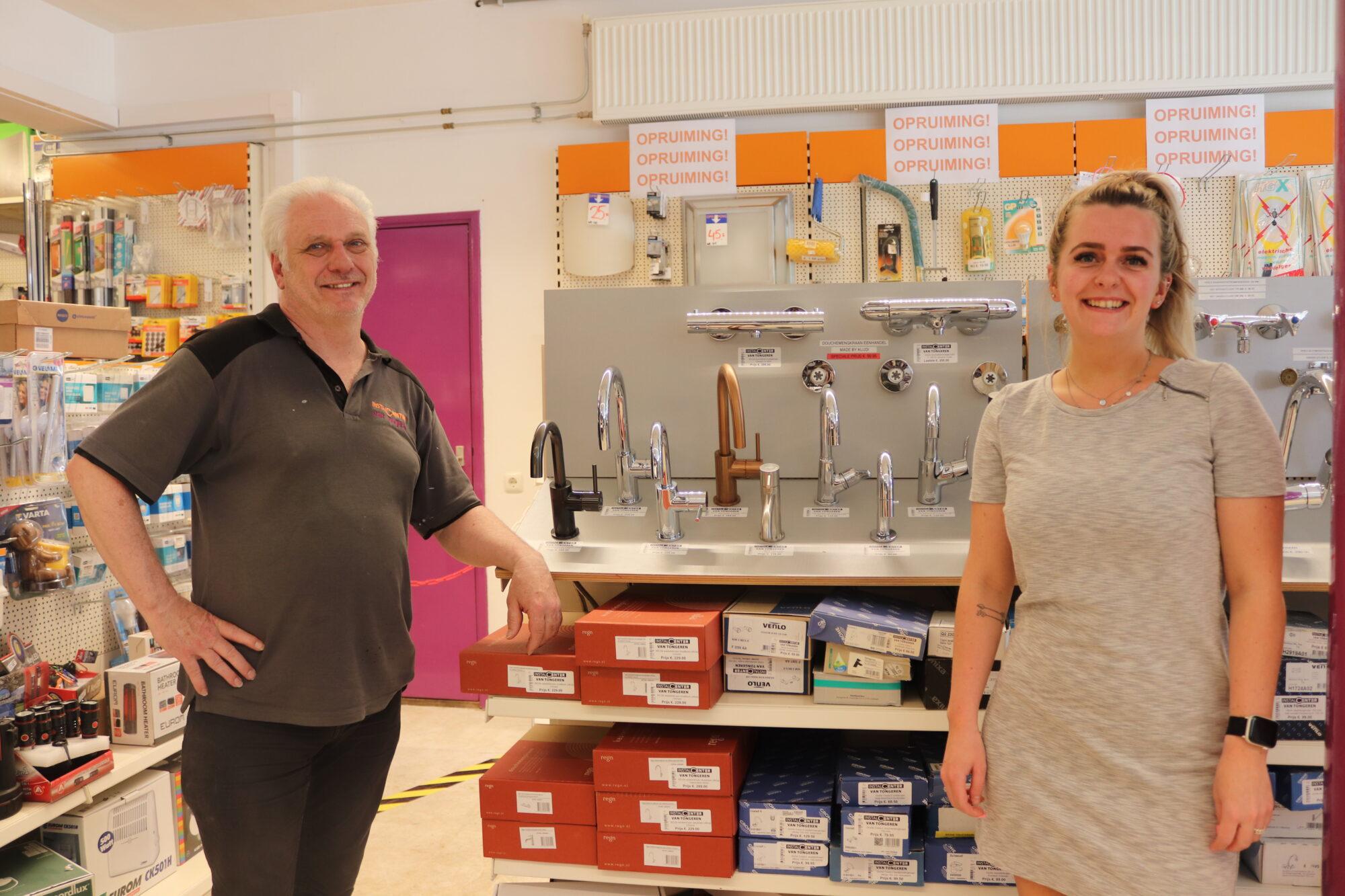 Instalcenter Van Tongeren: 'Als de klant er niet uitkomt, kan er altijd een monteur komen'