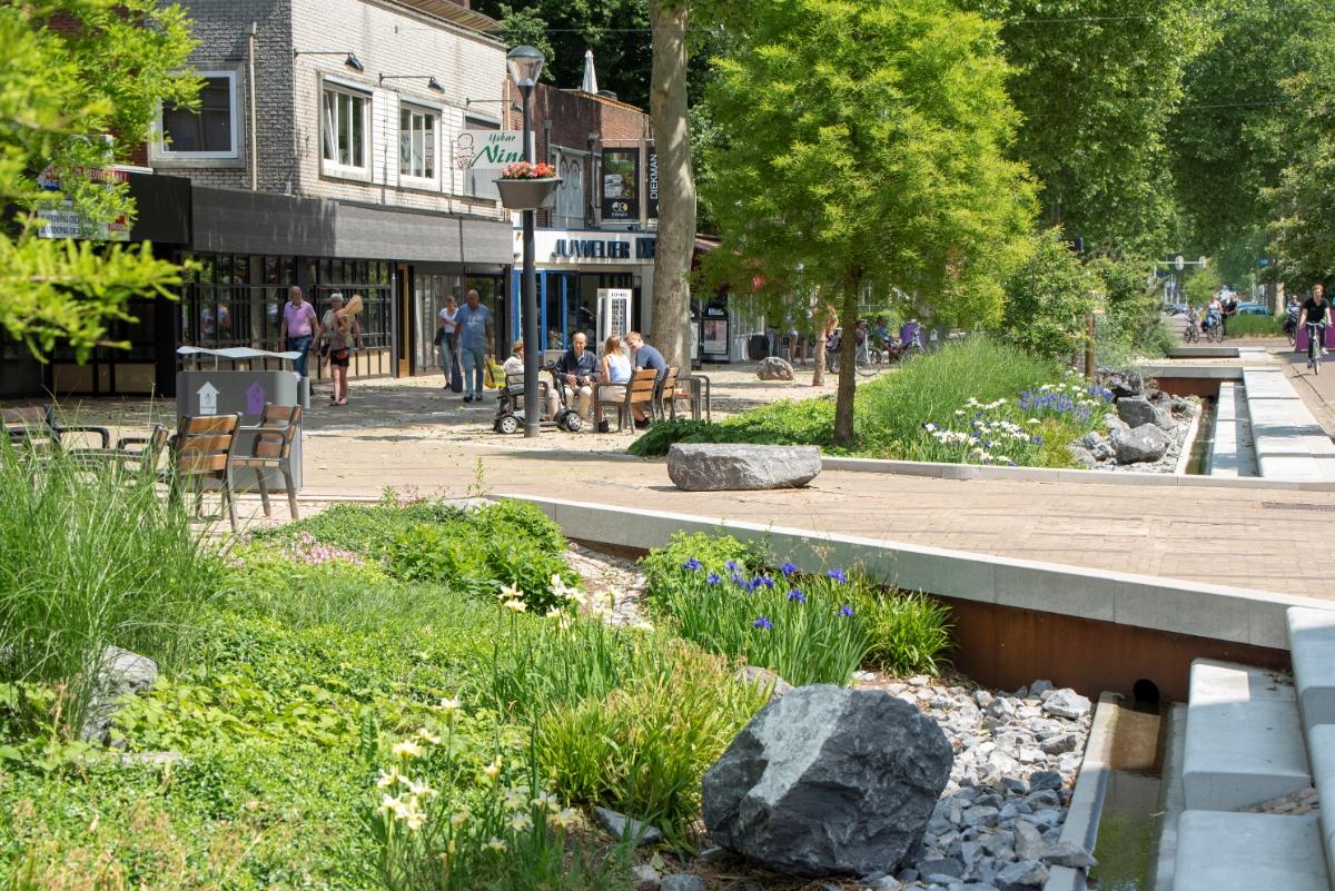 Honderdduizend euro voor groener dorp of stad