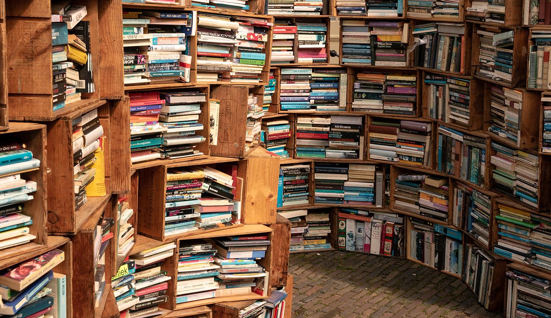 Deventer Boekenmarkt toch afgeschaald
