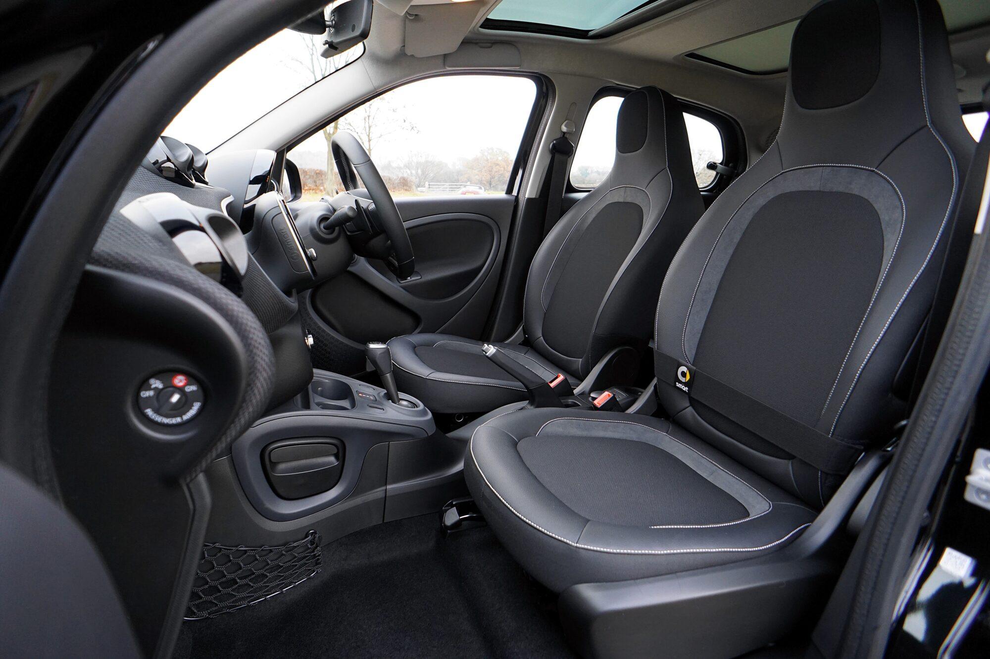 Met nieuwe automatten rijd je veilig en stijlvol