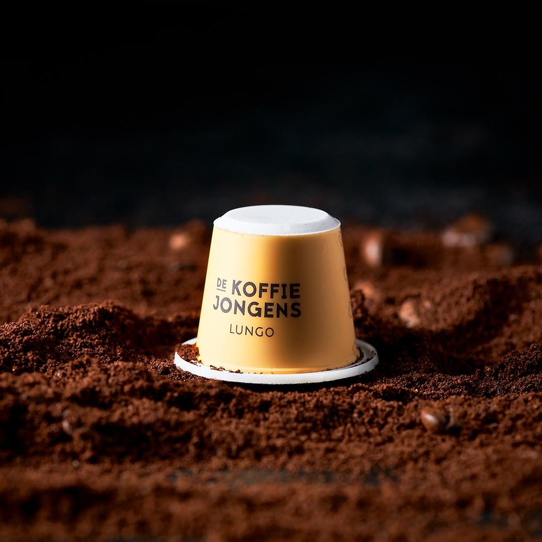 Intense smaaksensatie met biologisch afbreekbare koffiecups voor je Nespresso-apparaat