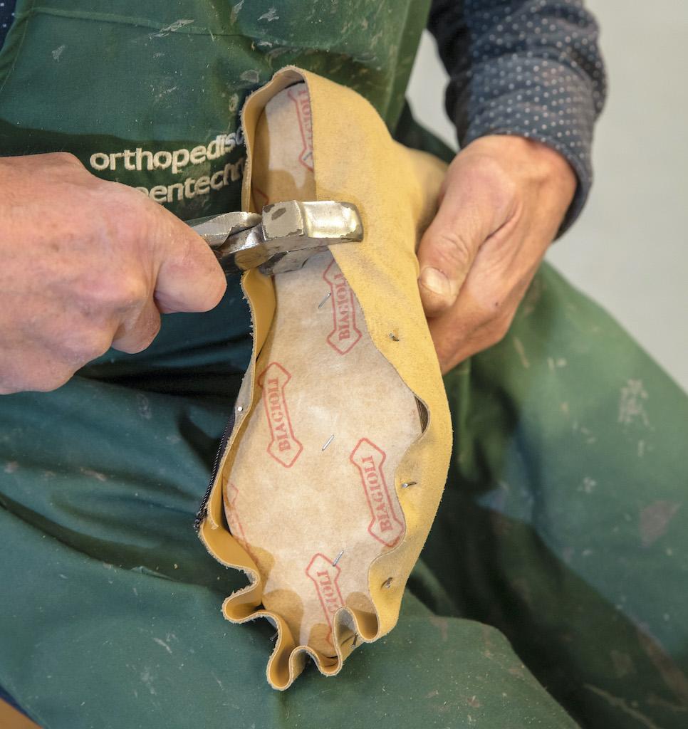 Optimale behandeling van voetklachten door samenwerking voetspecialisten