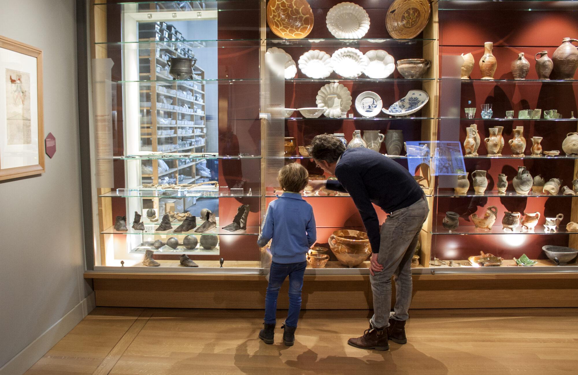 Nationale Archeologiedagen voor het hele gezin