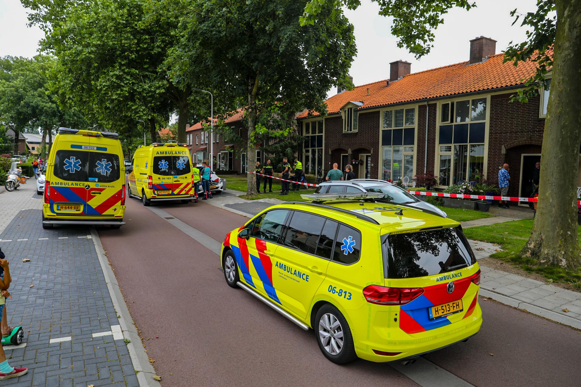 Gewonde bij steekpartij in Zutphen