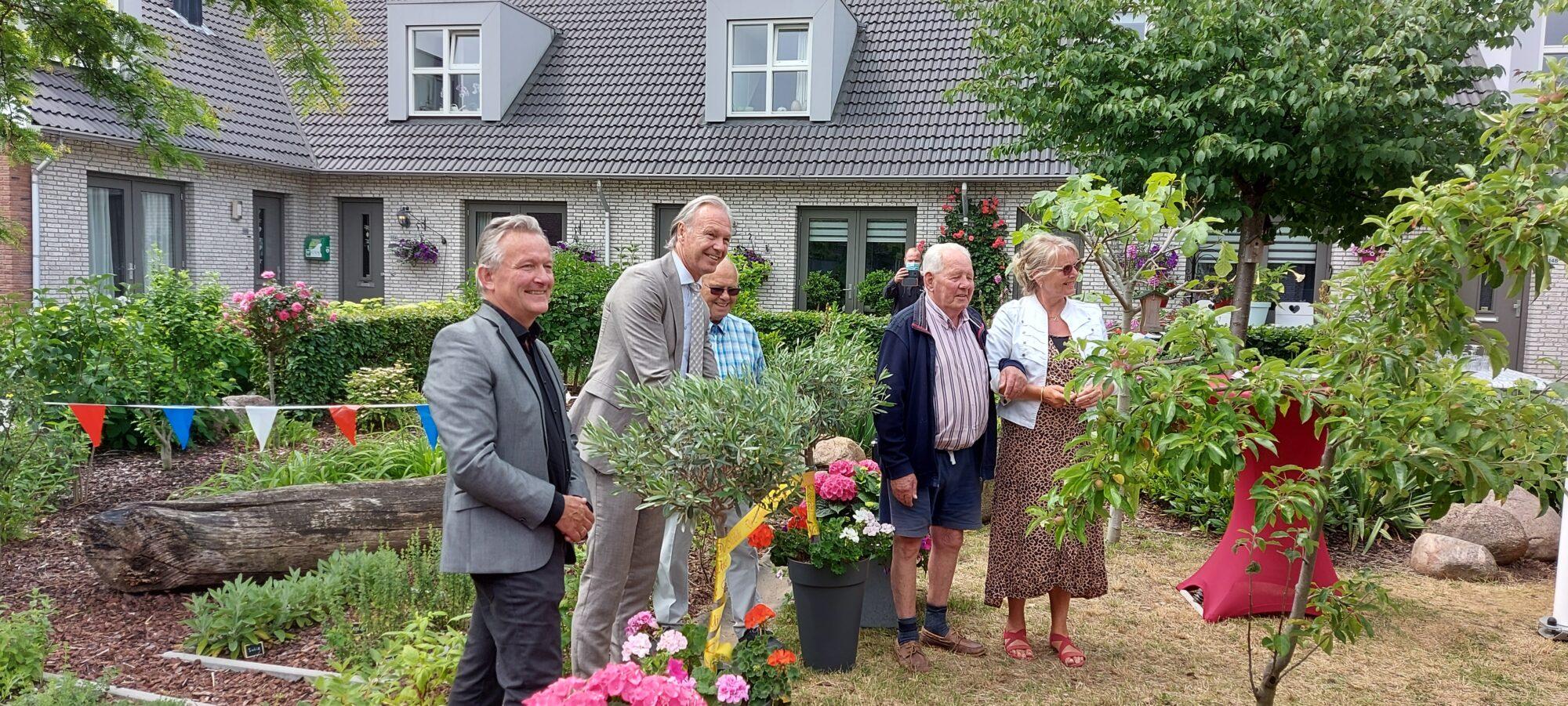 Bewoners Ravenweg versterken sociaal contact