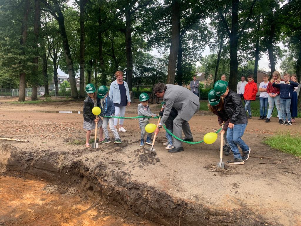 Startschot voor nieuwbouw basisscholen in Apeldoorn