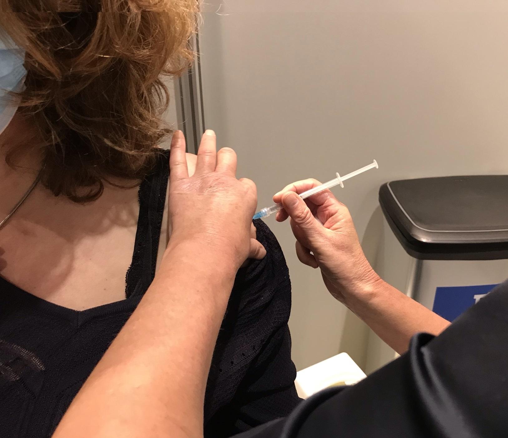 GGD gaat de wijk in voor vaccineren