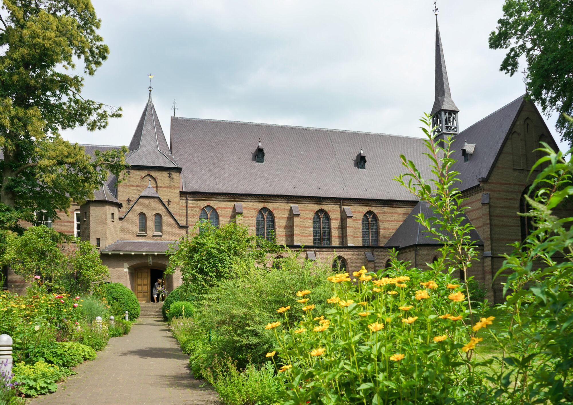 Klooster Nieuw Sion bij Diepenveen bruist in zomer van activiteiten