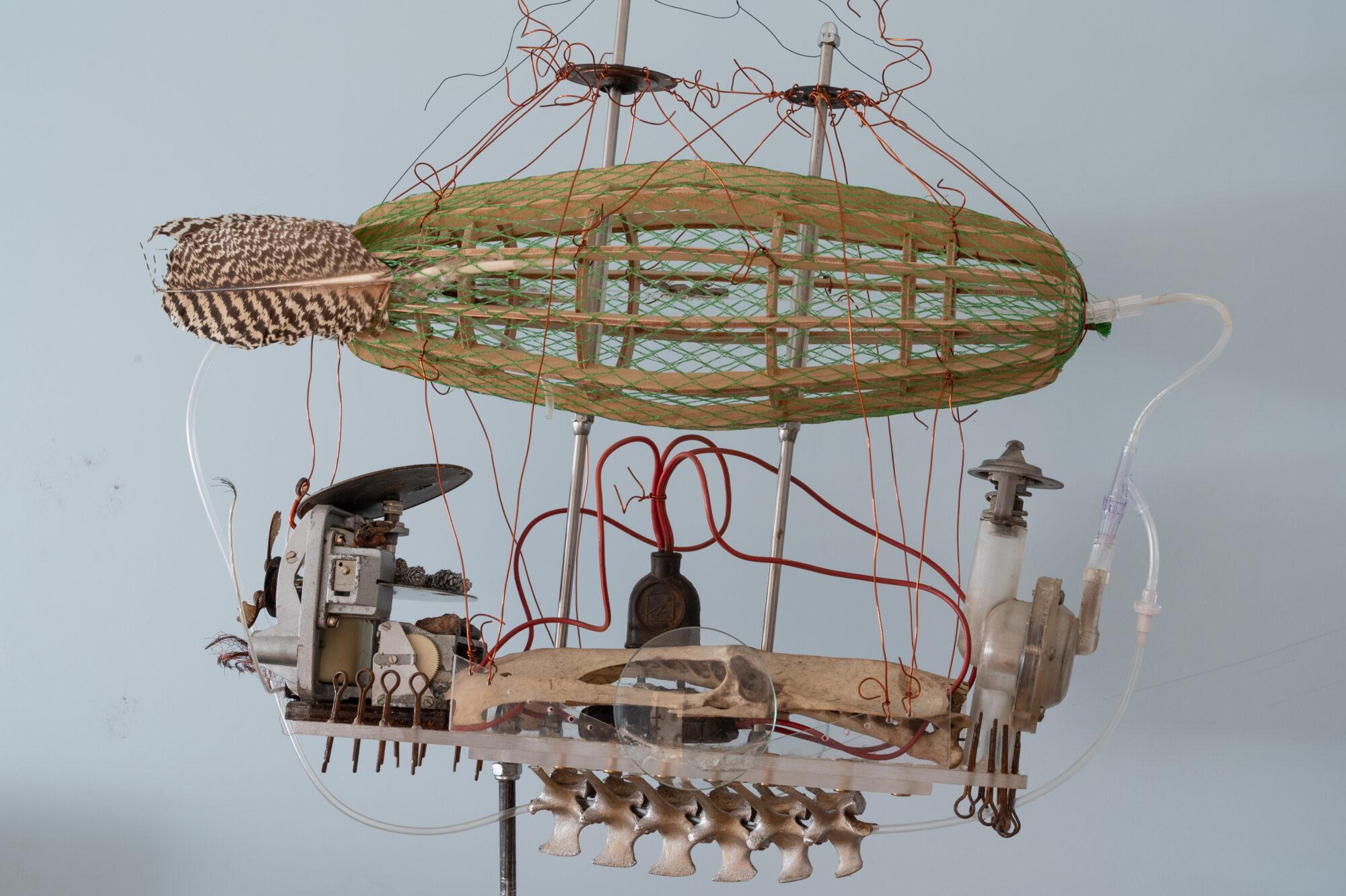 Vloot van vreemde schepen te zien in Kunstenlab te Deventer