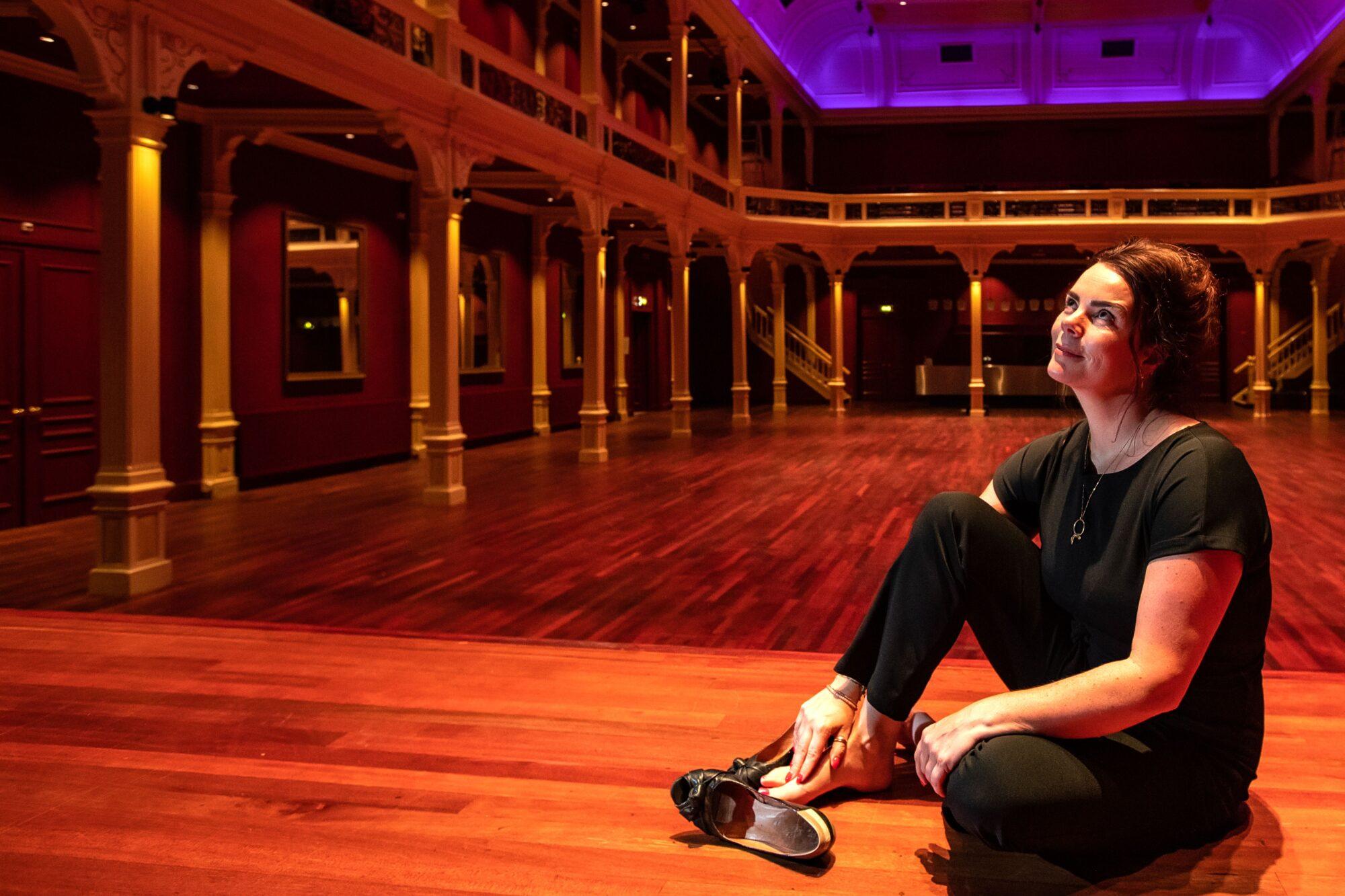 Directeur Mirjam Radstake: 'Het theater zal qua functie gaan veranderen'