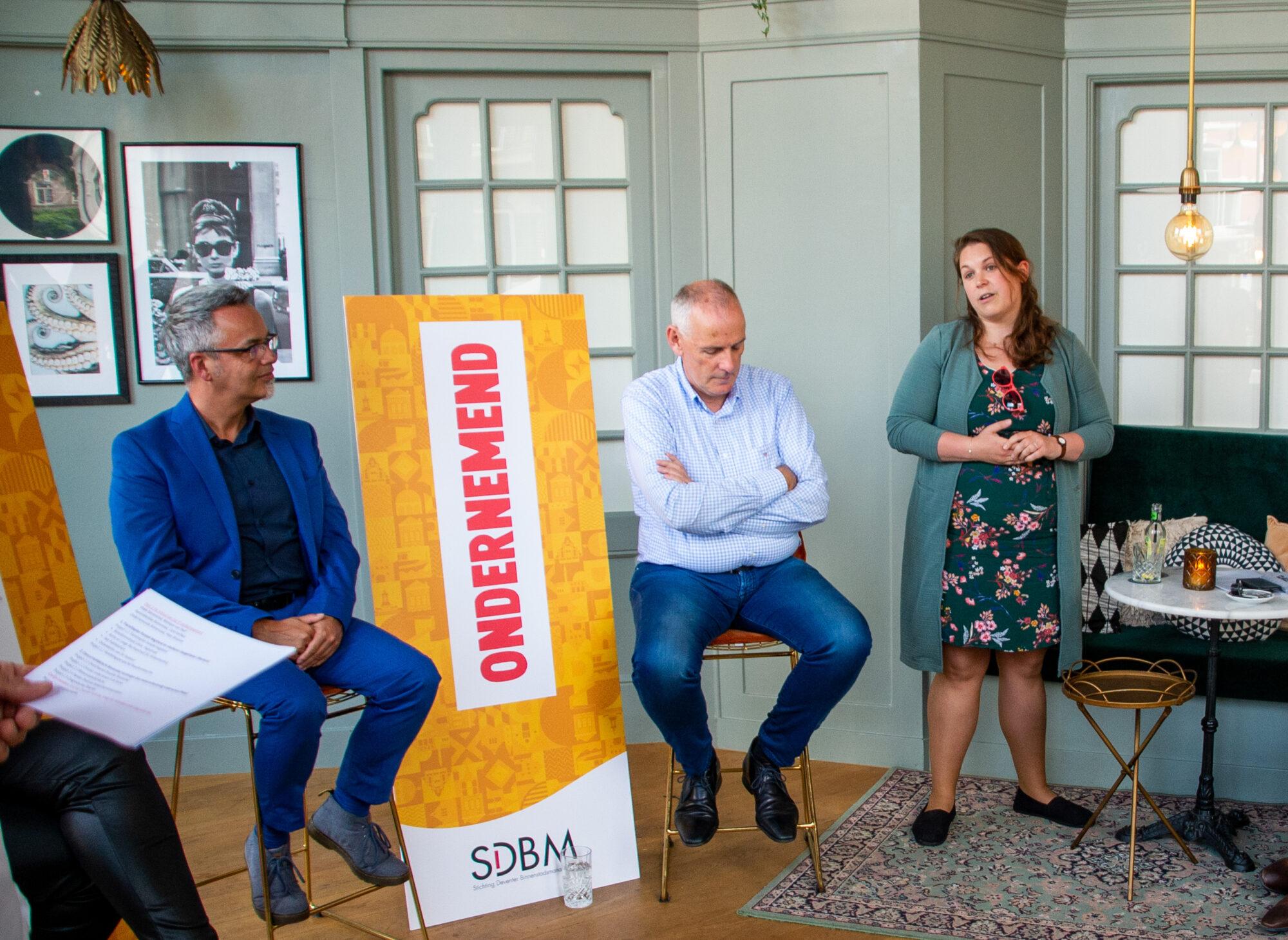 'Deventer binnenstad verandert van place to buy naar place to be'