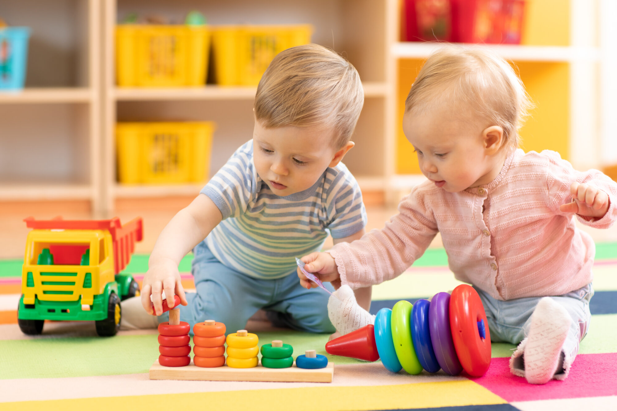 Nederlandse ouders zeer tevreden over kinderopvang