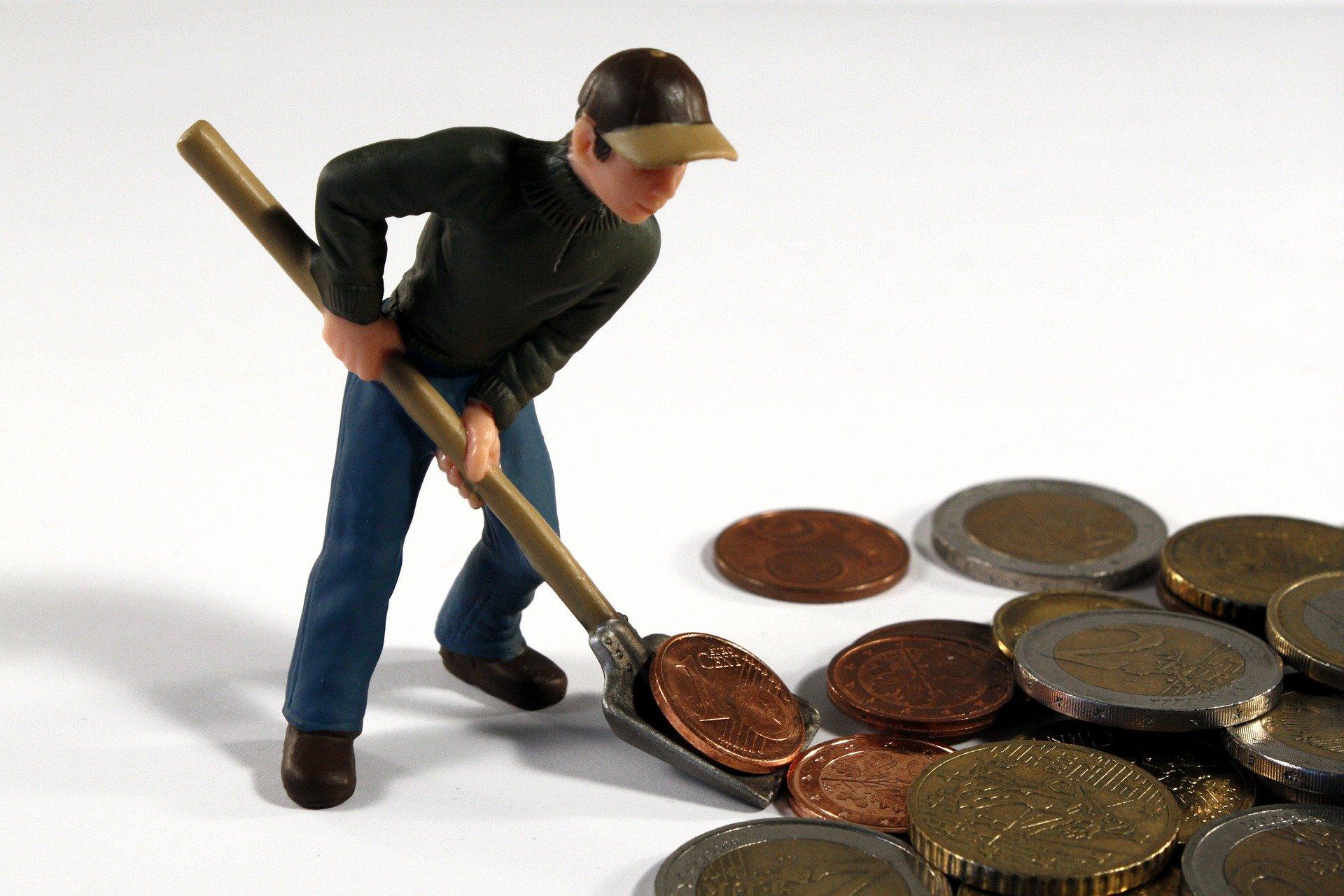 Aantal mensen met betalingsproblemen op krediet daalt ondanks corona