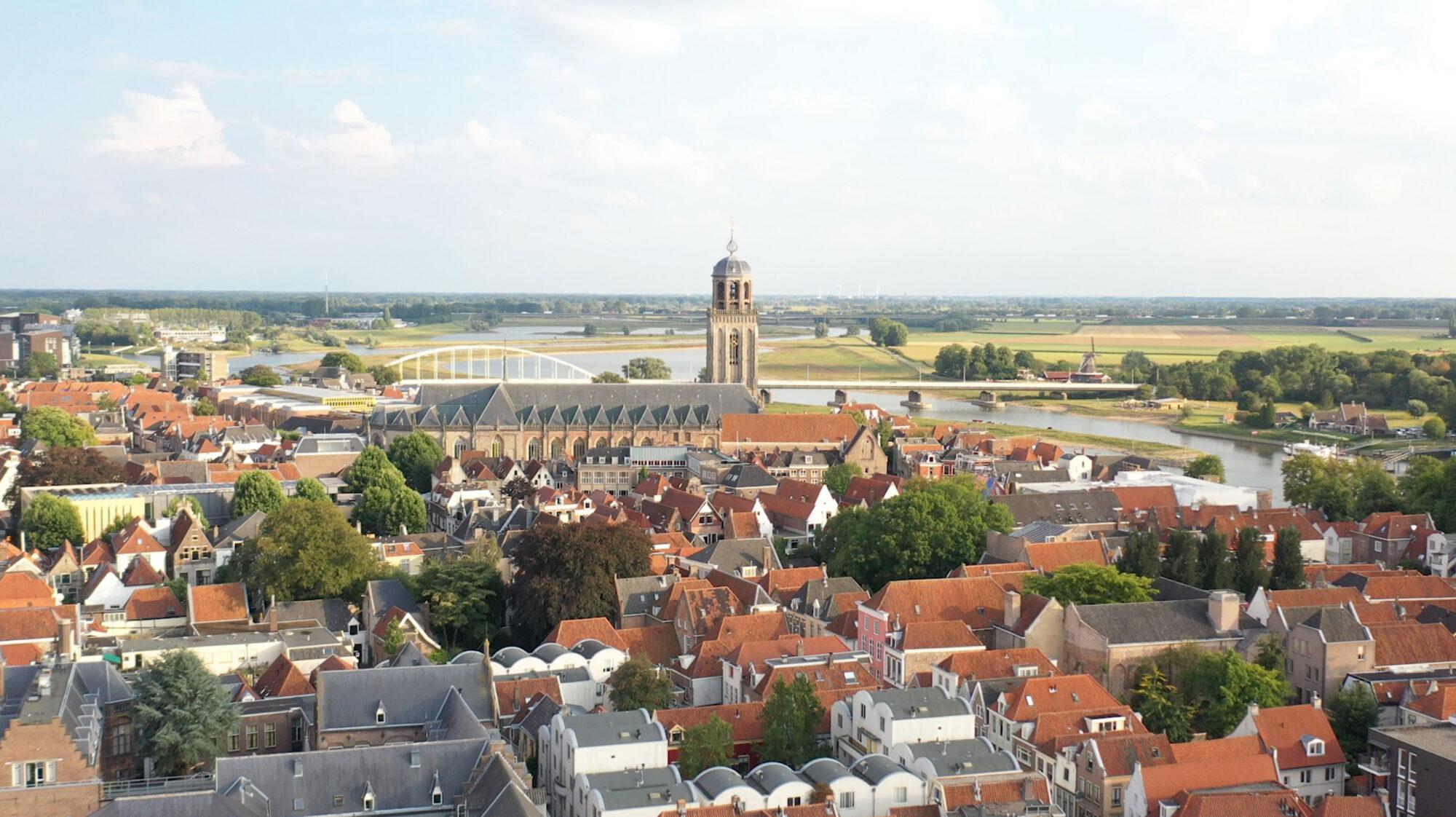 Deventer Verhaal organiseert dit jaar tweede editie 'Deventer monument van het jaar'