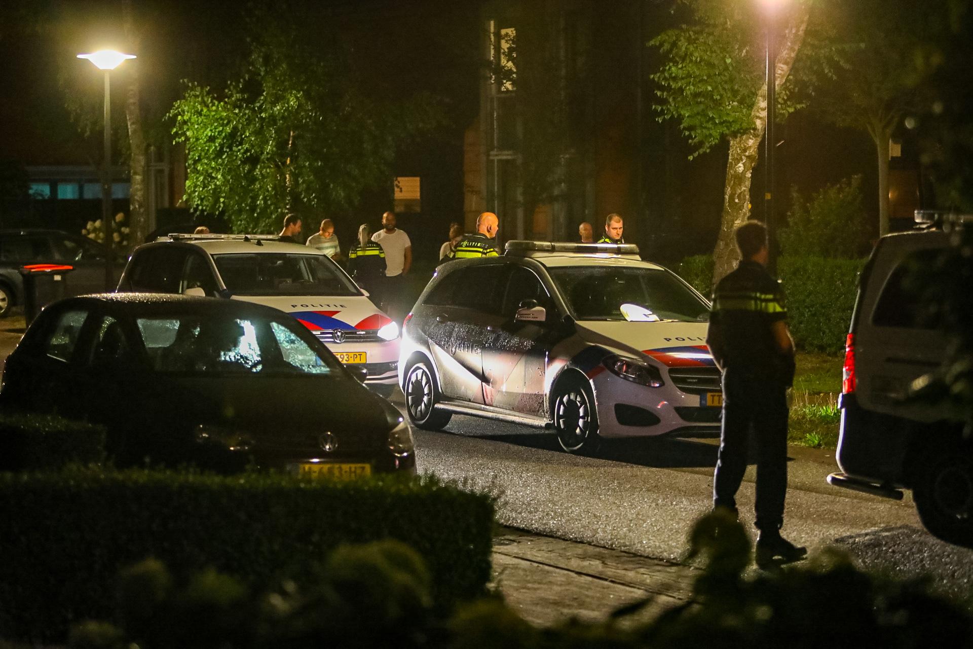 Verwarde man uit woning gehaald door politie