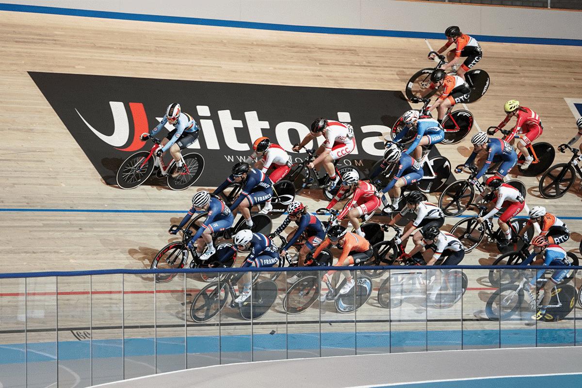 27 landen melden zich voor EK Baanwielrennen