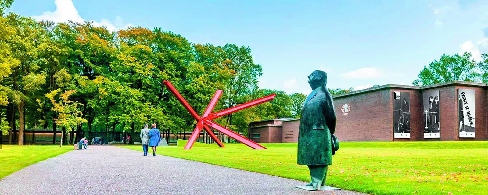 Kröller-Müller Museum verwerft drie futuristische werken