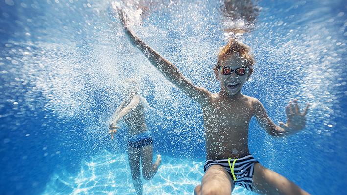 Einde dreigt voor zwemclub