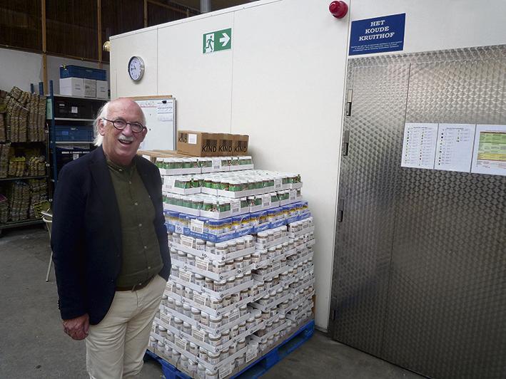 'Liever zien we dat Voedselbanken helemaal niet nodig zijn'