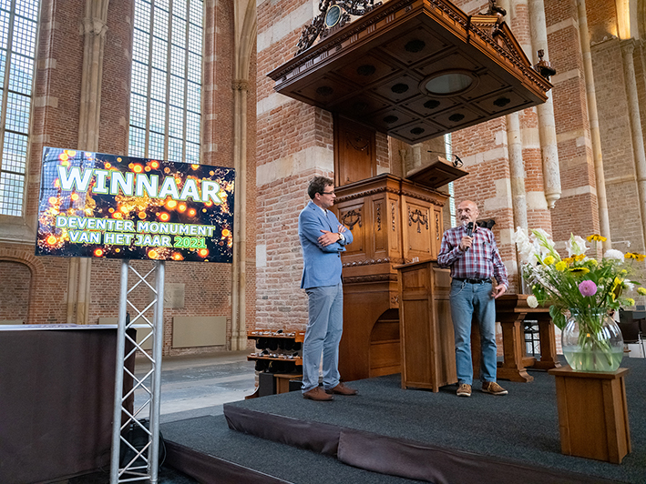 'Kerk geeft mooi thuisgevoel'