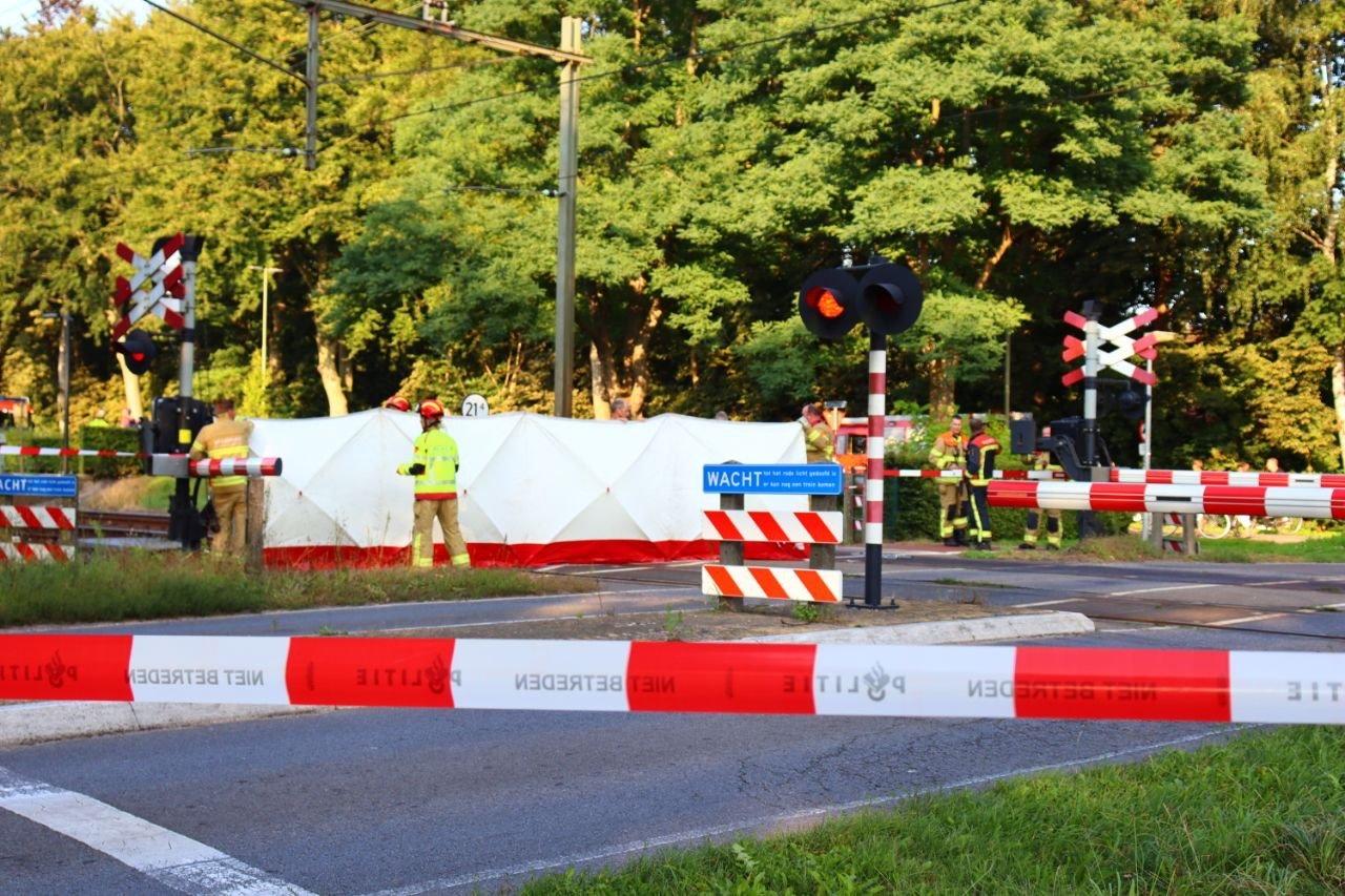 Dode bij ongeluk op spoor bij Brummen