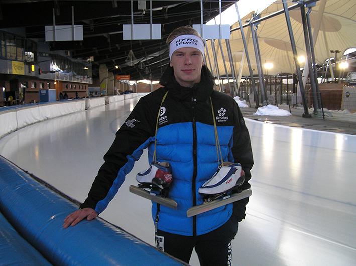 Nu ook curling in De Scheg