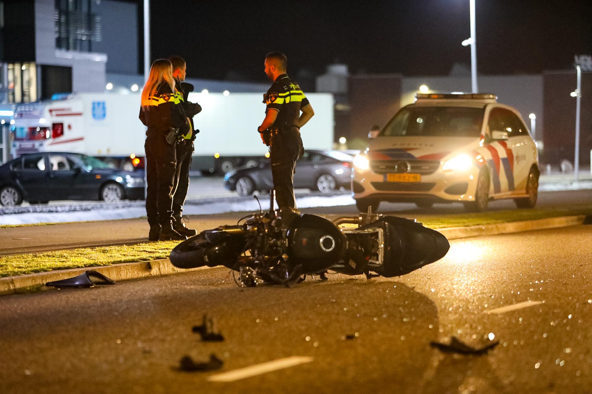 Gewonden bij ongeluk op de Ecofactorij in Apeldoorn