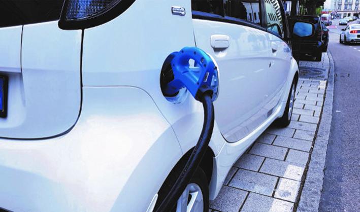 Ervaar het elektrisch rijden