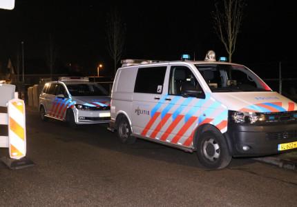 Woningoverval in Klarenbeek; politie komt met spoed ter plaatse