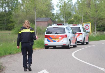 Autos in beslag genomen na incident in Nijbroek'